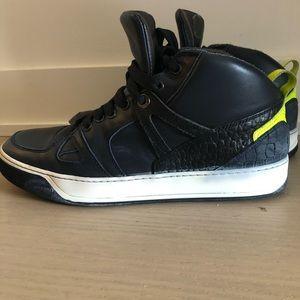 Lanvin leather sneaker